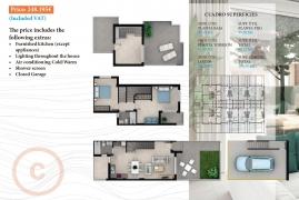 Продажа таунхаус в провинции Costa Calida (Murcia), Испания: 2 спальни, 110 м2, № NC3596GR – фото 10