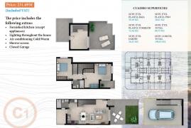 Продажа таунхаус в провинции Costa Calida (Murcia), Испания: 2 спальни, 110 м2, № NC3596GR – фото 9