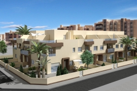 Продажа таунхаус в провинции Costa Calida (Murcia), Испания: 2 спальни, 110 м2, № NC3596GR – фото 2