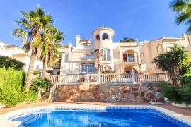 Продажа виллы в провинции Costa Blanca South, Испания: 4 спальни, № GT-0346-TF-D – фото 1