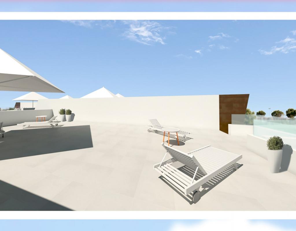 NC1266OV : Новое бунгало в Пилар-де-ла-Орадада