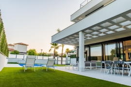 Продажа виллы в провинции Costa Blanca North, Испания: 3 спальни, 214 м2, № NC3780BR – фото 10