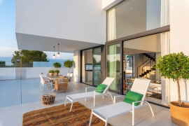 Продажа виллы в провинции Costa Blanca North, Испания: 3 спальни, 363 м2, № NC8714LC – фото 26