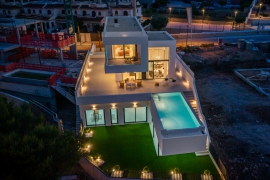 Продажа виллы в провинции Costa Blanca North, Испания: 3 спальни, 363 м2, № NC8714LC – фото 27