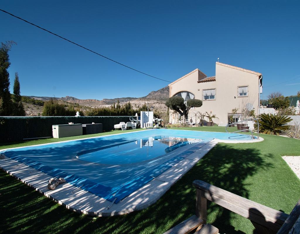 RV1911CO : Вилла с бассейном Мурсия, Ла Фортуна