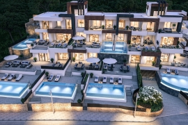 Продажа апартаментов в провинции Costa Blanca North, Испания: 3 спальни, 277 м2, № NC4221GT – фото 3