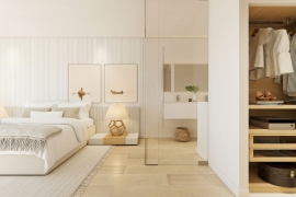 Продажа апартаментов в провинции Costa Blanca North, Испания: 3 спальни, 265 м2, № NC0335VA – фото 9