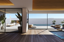 Продажа апартаментов в провинции Costa Blanca North, Испания: 3 спальни, 265 м2, № NC0335VA – фото 14