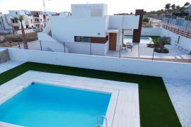 Продажа виллы в провинции Costa Blanca North, Испания: 3 спальни, 234 м2, № NC0336LH – фото 6