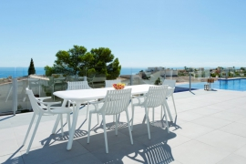 Продажа виллы в провинции Costa Blanca North, Испания: 3 спальни, 473 м2, № NC2241VA – фото 1