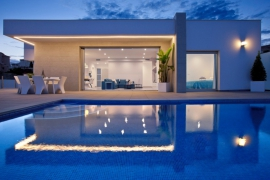 Продажа виллы в провинции Costa Blanca North, Испания: 3 спальни, 473 м2, № NC2241VA – фото 2