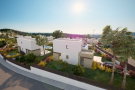 Продажа виллы в провинции Costa Blanca North, Испания: 3 спальни, 226 м2, № NC0400PA – фото 10
