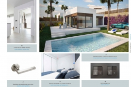 Продажа виллы в провинции Costa Blanca North, Испания: 3 спальни, 226 м2, № NC0400PA – фото 12