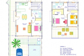Продажа виллы в провинции Costa Calida (Murcia), Испания: 3 спальни, 113 м2, № NC3591RP – фото 21
