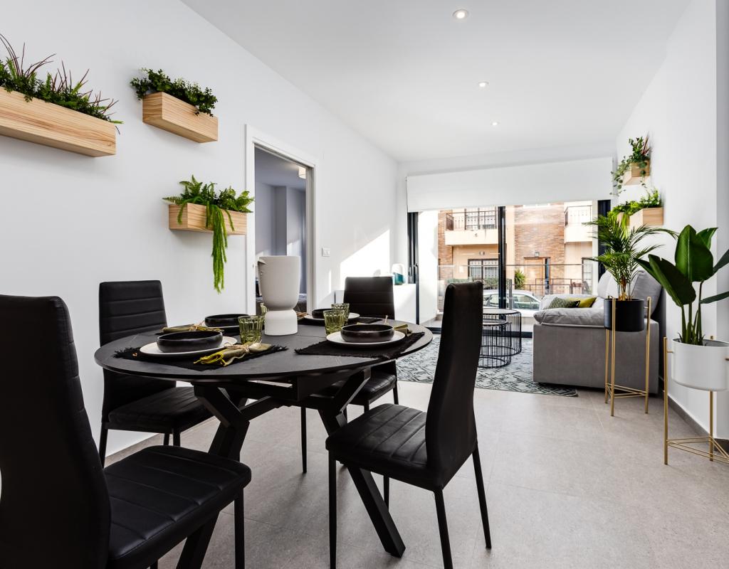 NC1951GA : Новые полностью укомплектованные апартаменты в Бигастро