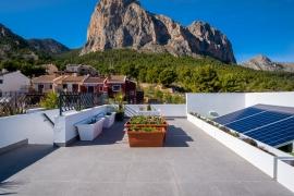 Продажа виллы в провинции Costa Blanca North, Испания: 2 спальни, 100 м2, № NC0050AB – фото 7