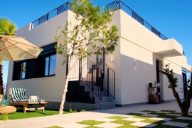Продажа виллы в провинции Costa Blanca North, Испания: 2 спальни, 100 м2, № NC0050AB – фото 2