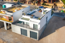 Продажа виллы в провинции Costa Blanca North, Испания: 2 спальни, 100 м2, № NC0050AB – фото 25