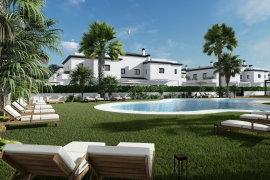 Продажа таунхаус в провинции Costa Blanca South, Испания: 3 спальни, 93 м2, № NC1955AS – фото 12